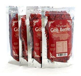 Recensioni dei clienti per Bacche di Goji Zen Valle Grande 1kg, 250gx4 confezioni, privo di conservanti e solfito | tripparia.it