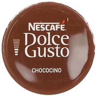 NESCAFÉ DOLCE GUSTO CHOCOCINO cioccolata 16 capsule (8 tazze)