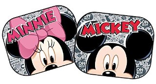 Disney Baby Coppia tendina laterale Mickey 44x35 cm