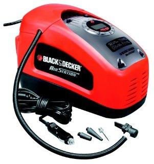 BLACK+DECKER ASI300-QS Compressore Portatile