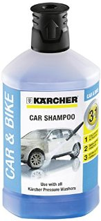 Kärcher 6.295-750.0 - Shampoo per auto 3 in 1, 1 l