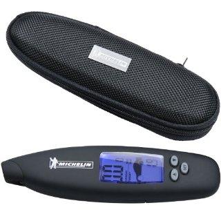 Michelin 92409 - Manometro digitale per misurazione pressione pneumatici, programmabile