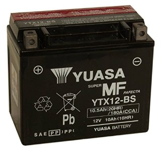 Yuasa YTX12-BS Batteria