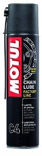 Recensioni dei clienti per C4 MOTUL Chain Lube fabbrica Linea Road Racing 400ml | tripparia.it