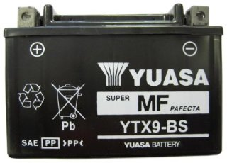Recensioni dei clienti per YUASA YTX9-BS Powersports AGM batteria moto esente da manutenzione (prezzo incl. EUR 7,50 deposito), | tripparia.it
