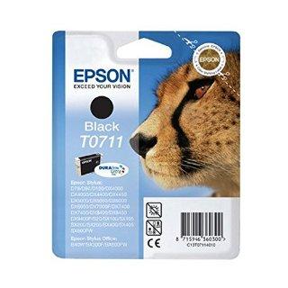Epson C13T07114011 Cart.Inch Nero Blister Mfdx4000