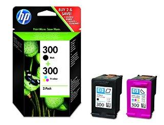 Recensioni dei clienti per HP 300 Blu / Rosso cartuccia 2-pack Black / Yellow / Original stampante per HP Deskjet, HP ENVY, HP Photosmart | tripparia.it