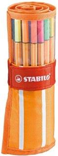Stabilo 8830-2 Point 88 Roller Set, 30 Colori Assortiti