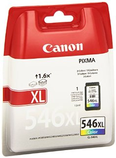 Canon CL-546 XL Inkjet / getto d'inchiostro Cartuccia originale