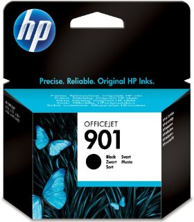 HP Cartuccia 901 Black Officejet