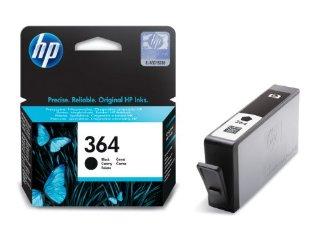 HP CB316EE Cartuccia Inkjet 364, Nero