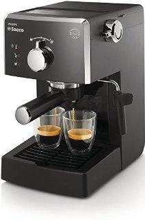 Recensioni dei clienti per Messa a fuoco Poemia Saeco HD8423 / 11 - manuale della macchina espresso per caffè macinato e cialde ESE, colore nero | tripparia.it