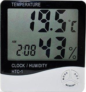 Recensioni dei clienti per Afunta - Orologio digitale con display LCD (display temperatura e umidità) | tripparia.it