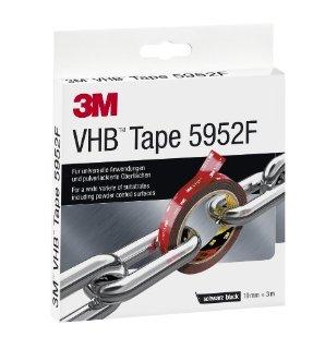 Recensioni dei clienti per Il nastro biadesivo ad alte prestazioni 3M VHB 5952F, 19 mm x 3 m, nero 5.952.193 | tripparia.it