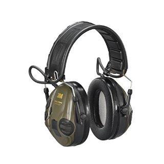 Recensioni dei clienti per Peltor Protezione acustica SportTac (MT6H210F-478-GN) | tripparia.it