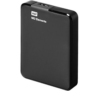 Recensioni dei clienti per Western Digital 2TB elementi hard disk esterno portatile - USB 3.0 - WDBU6Y0020BBK-EESN | tripparia.it