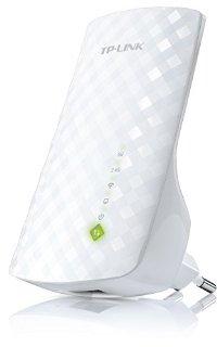 TP-LINK RE200 750Mbps Range Extender Universale / Ripetitore Wi-Fi (tecnologia AC, WPS, Semplice da configurare)