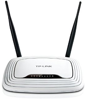 Recensioni dei clienti per TP-Link TL-WR841N router wireless (per il collegamento al modem via cavo / DSL / fibra ottica, 300 Mbit / s, 4 porte Ethernet, due antenne non rimovibili) (Amazon frustrazione-Free Packaging) | tripparia.it