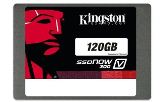 Kingston SSDNowV300 Unità a Stato Solido Interno, 120 GB, 2,5