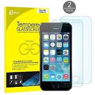 Recensioni dei clienti per La pellicola della protezione JETech® 2-Pack iPhone SE schermo 5 5S 5C Premium vetro temperato | tripparia.it