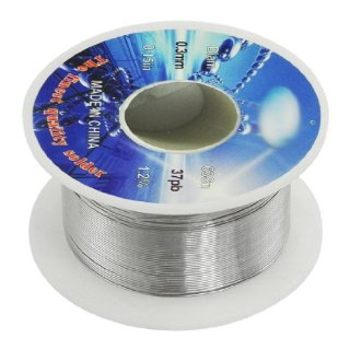 TOOGOO(R) Filo saldatura 0,3mm diametro 63% stagno 37% piombo