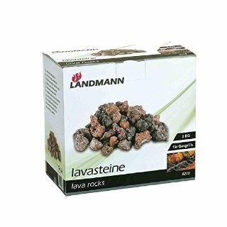 Recensioni dei clienti per Landmann lava, 3kg nero | tripparia.it