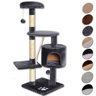 Recensioni dei clienti per Raschietto per i gatti albero, 112 cm (grigio) | tripparia.it