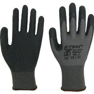 Recensioni dei clienti per Nitras Nylotex 12 paio di guanti in lattice guanti da lavoro 3520 EN388 CAT 2 Gr. 10 | tripparia.it