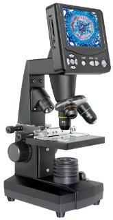 Bresser Microscopio LCD 40x-1600x