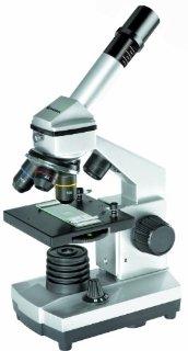 Bresser junior 8855002 - Set microscopio Biolux CA 40x-1024x con valigetta