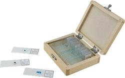 Celestron - Set 25 vetrini per microscopio preparati