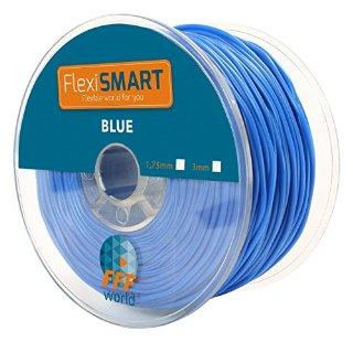 Recensioni dei clienti per 250 g. Blu Flexi intelligente flessibile filamento TPE per stampanti 3D 3.0 mm | tripparia.it