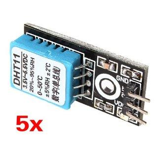 Recensioni dei clienti per SODIAL (R) Temperatura 5x DHT11 e relativo modulo sensore di umidità per Arduino cavo a 3-pin | tripparia.it