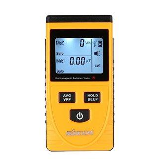 Recensioni dei clienti per Elettromagnetico a cristalli liquidi KKmoon Digital rivelatore di radiazione dosimetro del tester EMF Meter Counter | tripparia.it