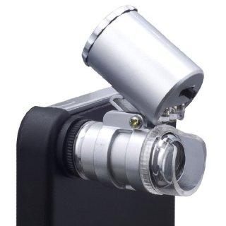 Recensioni dei clienti per 60X dello zoom LED cellulare microscopio Micro Lens per iPhone 4S 4G DC77 | tripparia.it