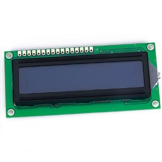 1602 16x2 Character LCD Display Module Blue Blacklight