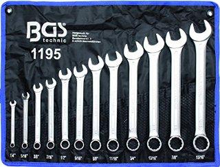 Recensioni dei clienti per BGS 1195 Chiave combinata Set 12 pz. SAE dimensioni / pollici | tripparia.it