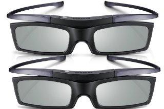 Samsung SSG-P51002 Occhiale 3D Stereoscopico, Argento