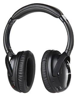 Recensioni dei clienti per Meliconi HP 300 professionale Stereo Headset wireless a pagamento Stazione Nero | tripparia.it