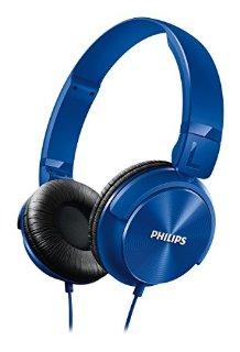 Recensioni dei clienti per Philips SHL3060BL / 00 Cuffie (driver di neodimio 32 mm di monitoraggio DJ) blu | tripparia.it