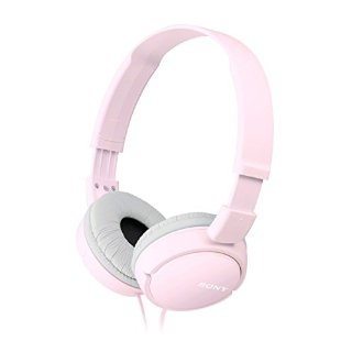 Sony MDR-ZX110 Cuffie, Rosa