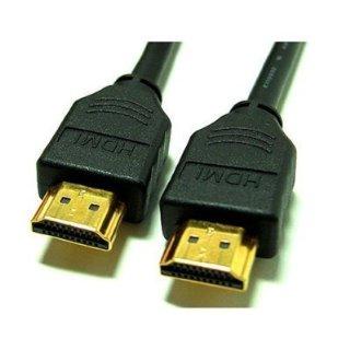 SODIAL(R) Cavo HDMI a HDMI con connettori placcati in oro da 1,5m V1.3 nero