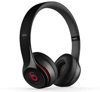 Beats by Dr. Dre Solo2 Cuffie On-Ear, Nero