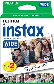 Recensioni dei clienti per Fujifilm Instax pellicola ad ampio (2 pezzi) | tripparia.it