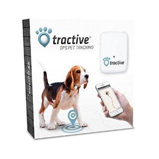 Tractive Localizzatore GPS per animali Colore Bianco