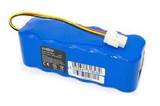 Recensioni dei clienti per 3000mAh batteria Ni-MH (14,4 V) compatibile con Samsung vuoti Navibot SR8840 per esempio, SR8845, SR8855, VCR8845, VCR8895 ... Sostituisce VCA-RBT20. | tripparia.it