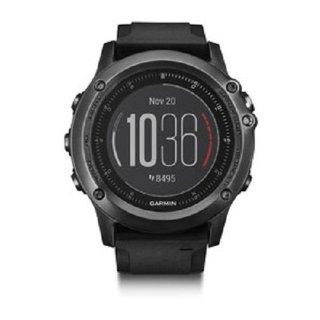 Orologio Garmin GPS Outdoor Fenix 3 Sapphire HR - Cardiofrequenzimento Integrato da Polso