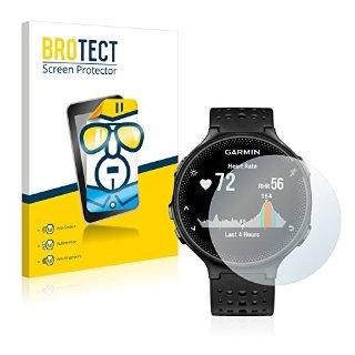 Recensioni dei clienti per 2x BROTECT HD rimuovono la protezione dello schermo Garmin Forerunner 235 Protector Shield - trasparente, anti-impronta digitale | tripparia.it