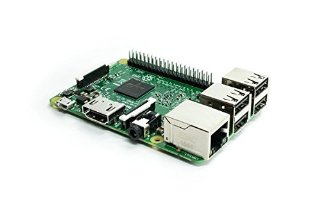 Raspberry Pi 3 Model B Desktop, Quad Core CPU 1.2 GHz, 1 GB RAM, Linux