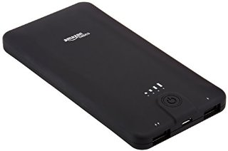 AmazonBasics - Caricabatterie esterno portatile, 10000 mAh